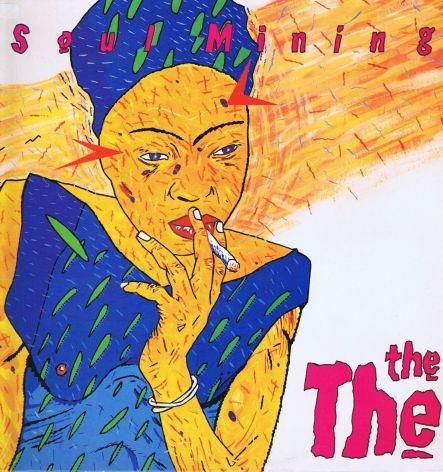 The-The-Soul-Mining-Epic-25525-LP-Vinyl-Record-261474150386